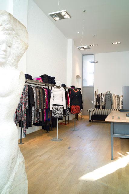 Showroom Mode Atelier Margrit Edelhoff